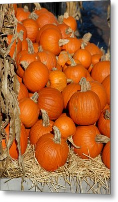 Halloween 69 Metal Print by Joyce StJames
