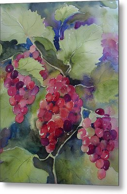 Hanging Around Metal Print by Sandra Strohschein