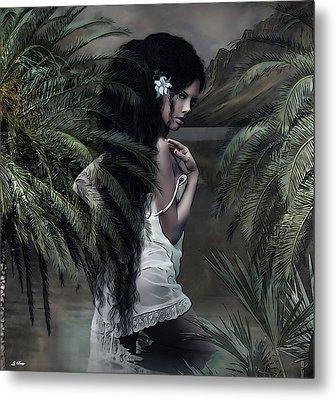 He Aloha Mau Kou  Metal Print