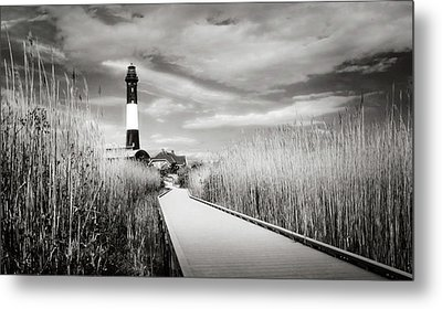 Heading To The Lighthouse Metal Print