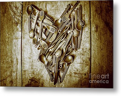Heart Of The Kitchen Metal Print by Jorgo Photography - Wall Art Gallery