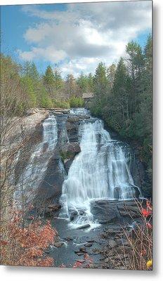 High Falls-dupont State Park Metal Print