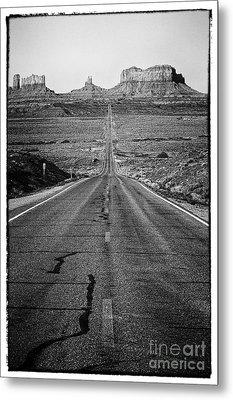Highway Metal Print by Hideaki Sakurai