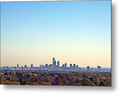 Hill House 201 West Evergreen Avenue 108  Philadelphia Pa 19118 Metal Print by Duncan Pearson