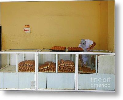 Historic Camaguey Cuba Prints The Bakery Metal Print