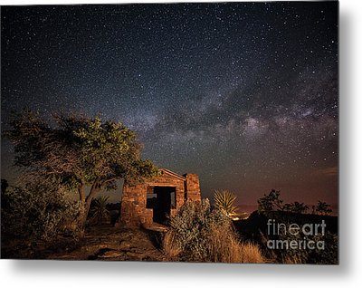Metal Print featuring the photograph History Under The Stars by Melany Sarafis