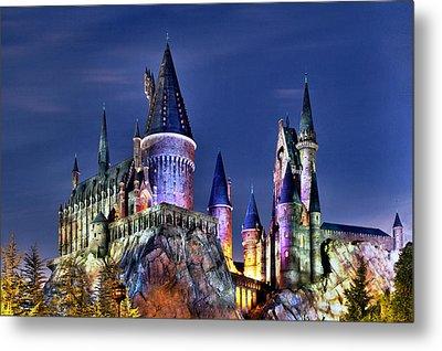 Hogwarts Metal Print by Danny Price