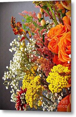 Holy Week Flowers 2017 2 Metal Print