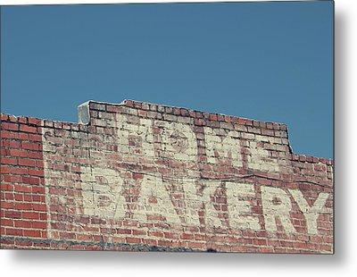 Home Bakery- Photo By Linda Woods Metal Print