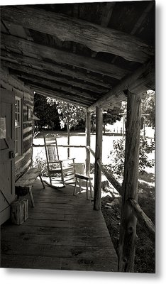 Metal Print featuring the photograph Home Sweet Home by Joanne Coyle