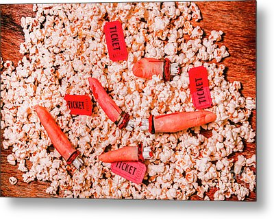 Horror Show Metal Print by Jorgo Photography - Wall Art Gallery