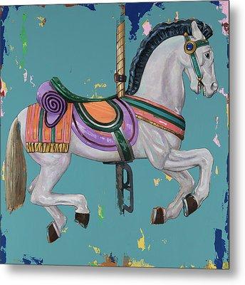 Horses #2 Metal Print