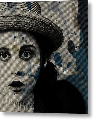 Hungry Eyes Metal Print by Paul Lovering