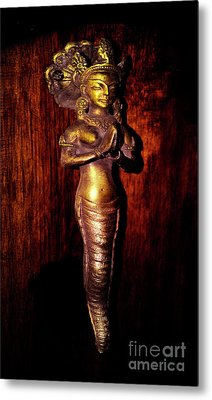 I Dream Of Genie Metal Print by Al Bourassa