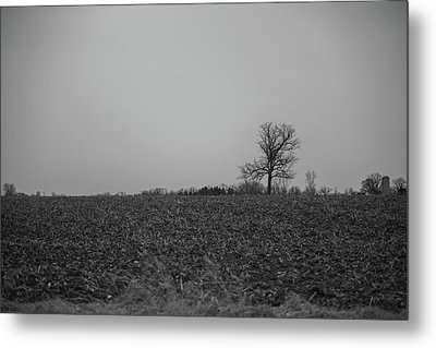 I Stand By Myself Metal Print