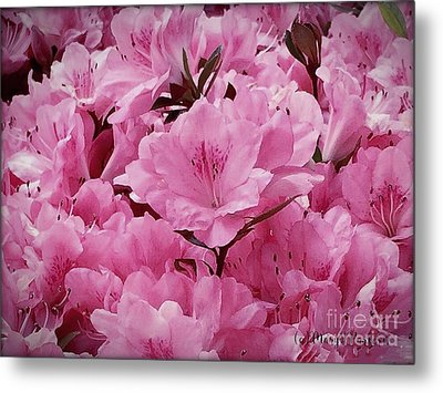 Thinking Of You Nana Metal Print by MaryLee Parker