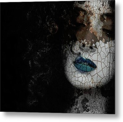 If I Could Turn Back Time  Metal Print by Paul Lovering