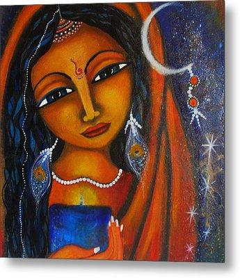 Illuminate Metal Print by Prerna Poojara
