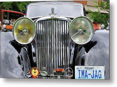 Ima A Jag Metal Print
