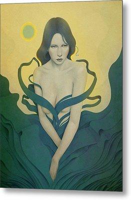 In Bloom Metal Print by Diego Fernandez