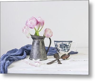 Metal Print featuring the photograph In The Moment by Kim Hojnacki