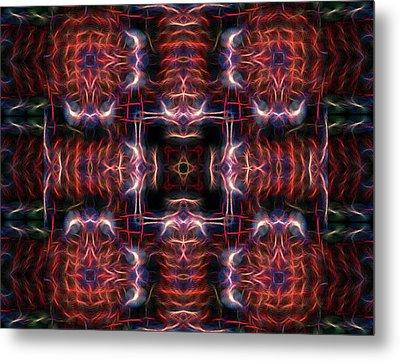 Inner Compass 3 Metal Print by William Horden