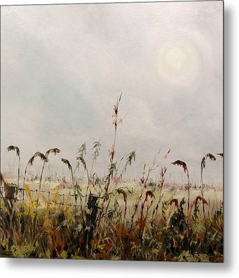 Metal Print featuring the painting It Pales By Comparison by John Williams