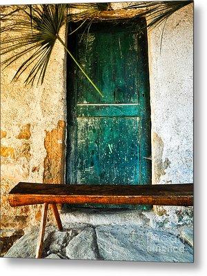 Italian Cottage Metal Print by Emilio Lovisa