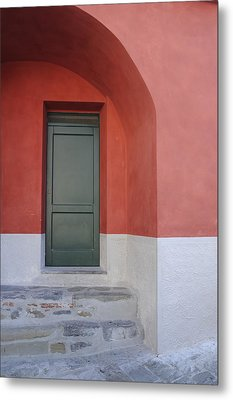 Italy - Door Two Metal Print