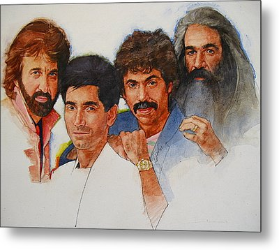 Its Country 4 - Oakridge Boys Metal Print