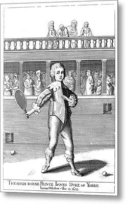 James II (1633-1701) Metal Print by Granger