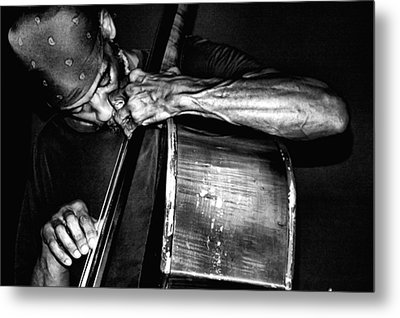 Jammin Metal Print by Kenneth Mucke