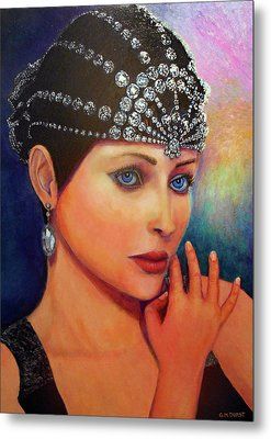 Jasmine Metal Print by Michael Durst