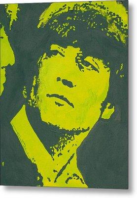 John Lennon Iv Metal Print by Eric Dee