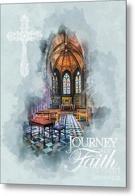 Journey Of Faith Metal Print