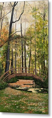 Golden Afternoon Metal Print by Carla Dabney