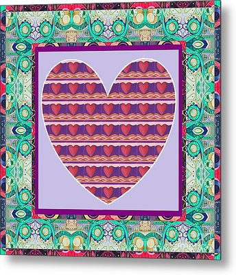 Just Love - Take 4 Metal Print by Helena Tiainen