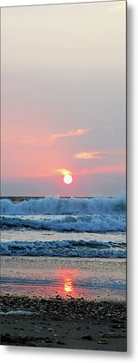 Just The Beginning Metal Print