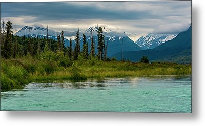 Metal Print featuring the photograph Kenai by Gary Lengyel