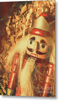 King Of The Toy Cabinet Metal Print by Jorgo Photography - Wall Art Gallery