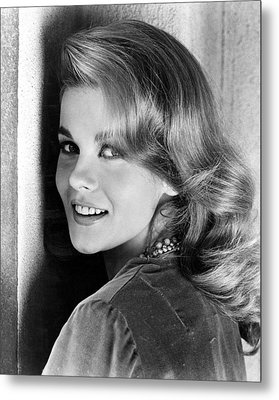 Kitten With A Whip, Ann-margret, 1964 Metal Print