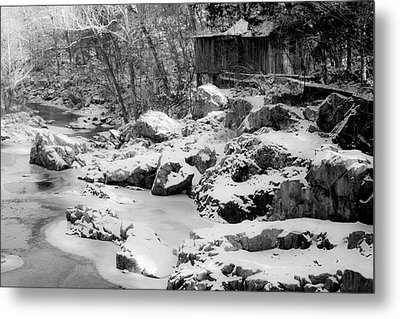 Klepzig Mill Metal Print