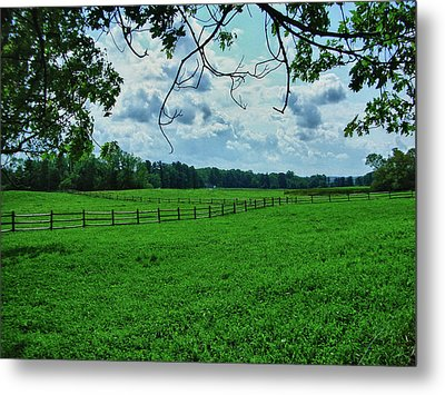 Knox Farm 1786 Metal Print