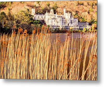 Kylemore Abbey, County Galway Metal Print by Sici