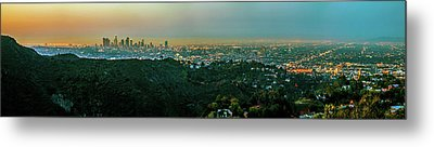 Metal Print featuring the photograph La La Land by Az Jackson