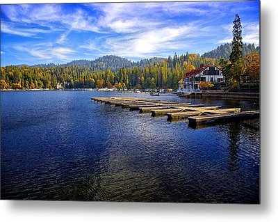 Lake Arrowhead California Metal Print
