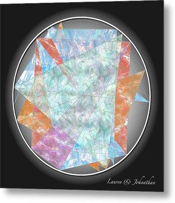 Lauren-johnathan Metal Print