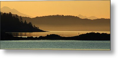 Metal Print featuring the photograph Layers by Mark Alan Perry
