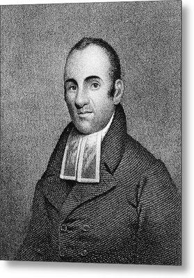 Lemuel Haynes (1753-1833) Metal Print by Granger