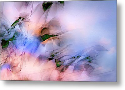 Let The Winds Of The Heavens Dance Metal Print by Theresa Tahara